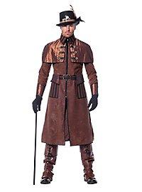 Steampunk Coat Copper