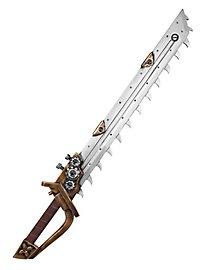 Steampunk Cutlass Foam Weapon
