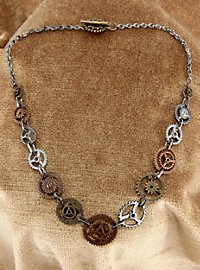 Steampunk Gear Chain