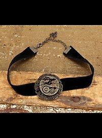 Steampunk Halsband