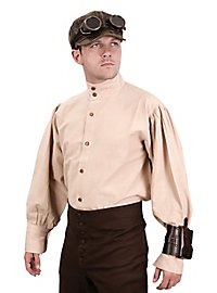 Steampunk Hemd - Ingenieur
