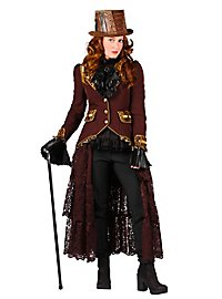 Steampunk Jacket Imperial Lady