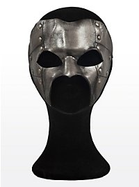Steampunk Phantom Eisen Ledermaske