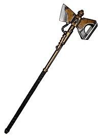 Steampunk Schockhammer Polsterwaffe