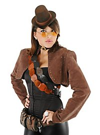 Steampunk Set Lady