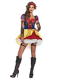 Steampunk Snow White Costume
