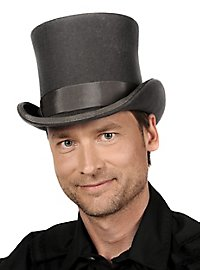 Steampunk Top Hat gray