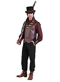 Steampunk Vest Adventurer