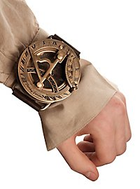 Steampunk Wrist Navitron
