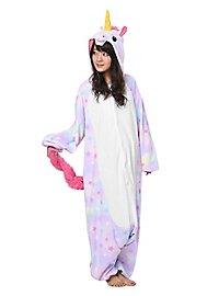 Sternchen Einhorn Kigurumi Kostüm
