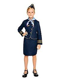 Stewardess Hut für Kinder