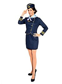 Stewardess Kostüm
