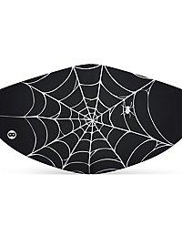 Stoffmaske Spinnweben