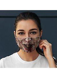 Stoffmaske Walker Zombie