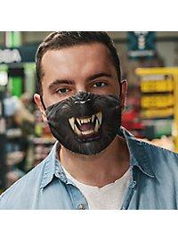 Stoffmaske Werwolf