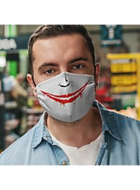 Stoffmaske Why So Serious?