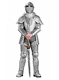 Strahlender Ritter Kostüm