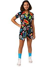 Stranger Things Eleven Kaufhaus Kostüm für Kinder