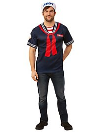 Stranger Things Steve Scoops Ahoy Uniform for adults