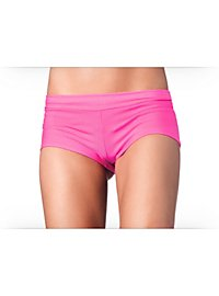 Stretch Boy Shorts hot pink