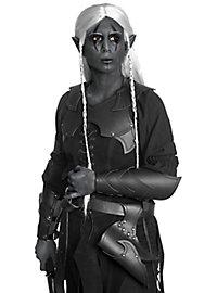 Streunerin Frauenkragen schwarz