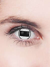 Stripe Effect Contact Lenses