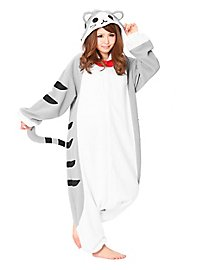 Striped Cat Kigurumi Costume