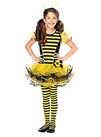 Striped Tights black & yellow for Kids