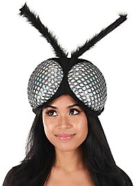 Stubenfliege Kopfbedeckung