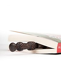 Stylo et marque-page baguette magique de Dumbledore Harry Potter