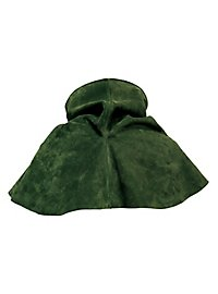 Suede Gorget green