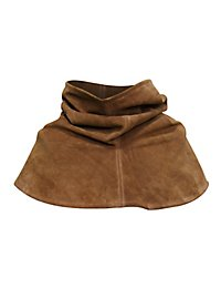 Suede Gorget - Wanderer light brown