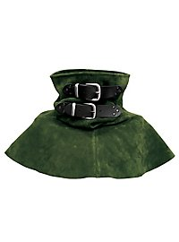 Suede Gorget - Rogue green