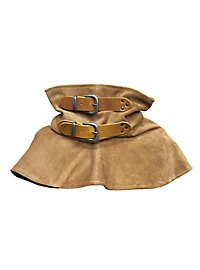 Suede Gorget - Rogue light brown