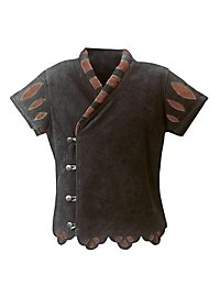 Leather jerkin - Umberto