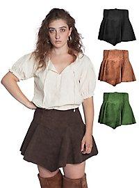 Suede Skirt - Amazon