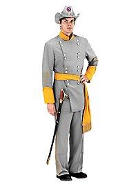 Südstaatenoffizier Kostüm