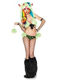 Süßes Party Monster Sexy Kostüm