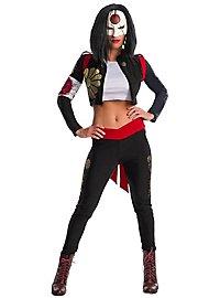 Suicide Squad Katana Kostüm