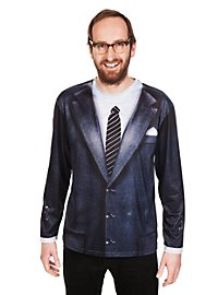 Suit Costume T-Shirt