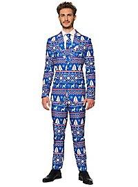 SuitMeister Blue Nordic Party Suit