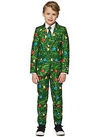SuitMeister Boys Green Tree LED Anzug für Kinder