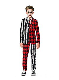 SuitMeister Boys Twisted Circus suit for children