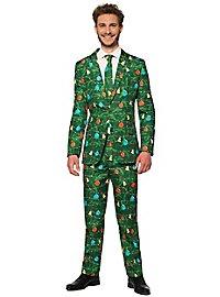 SuitMeister Green Tree LED Anzug