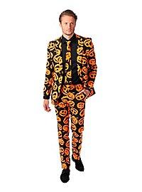 SuitMeister Pumpkin Faces Party Suit