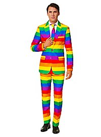 SuitMeister Rainbow Party Suit