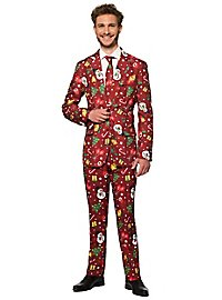 SuitMeister Red Icon LED Suit