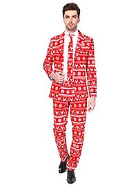 SuitMeister Red Nordic Party Suit
