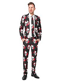 SuitMeister Skull Blood Party Suit