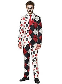 SuitMeister Vintage Clown Party Suit